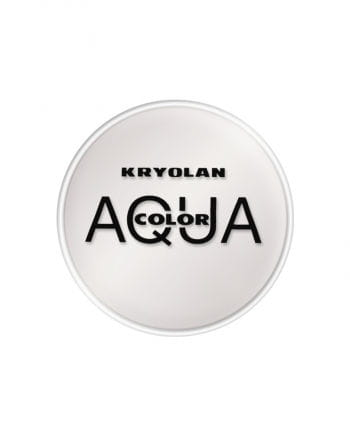 Kryolan Aqua Color white 15 ml