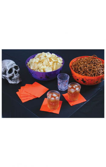 Halloween tablecloth black
