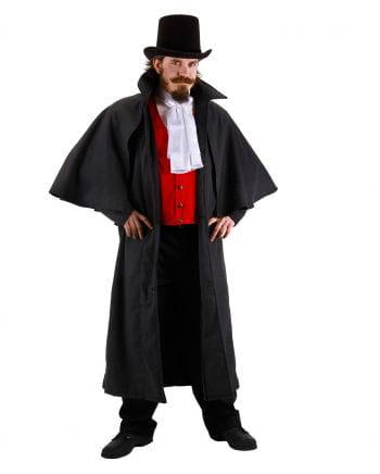 Costume Box coat dark gray