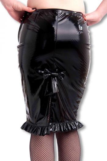 Skirt PVC black