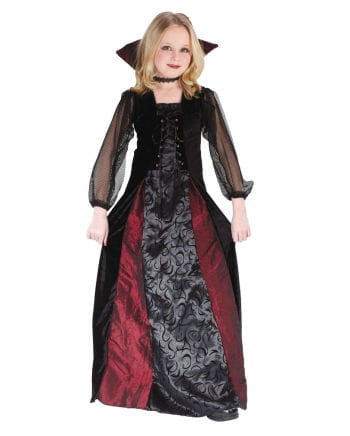 Lady Dracula Kinderkostüm Gr. M