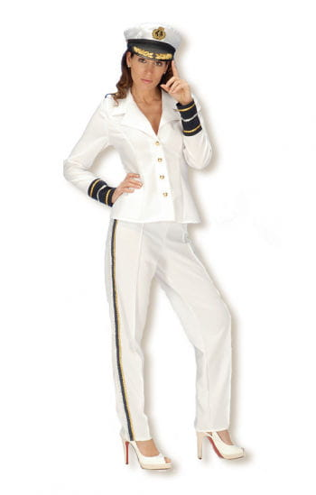 Lady Officer Costume
