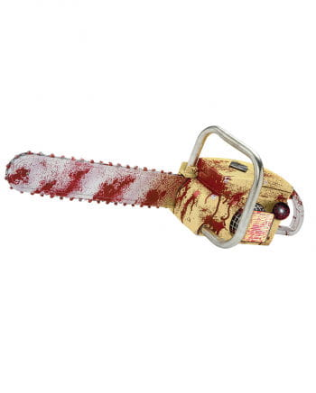 Leatherface Kettensäge Deluxe