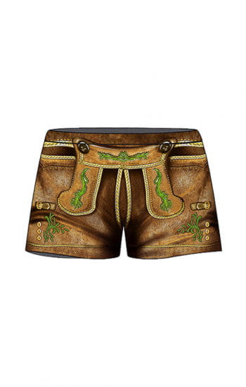 Leather Pants Boxer Shorts