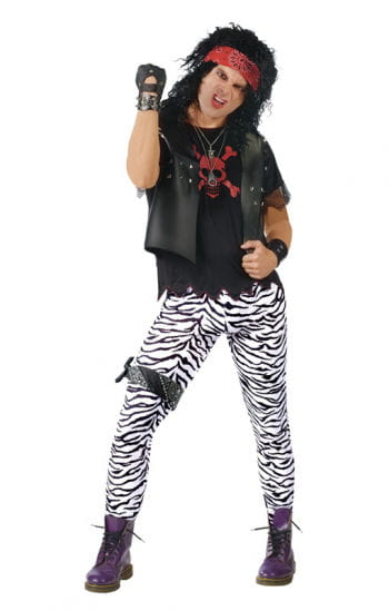 Leggings zebra look