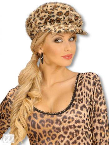 Leoparden Mütze