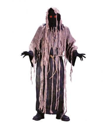 Light-up gauze costume