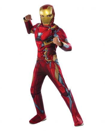 Lizenziertes Iron Man Kinderkostüm