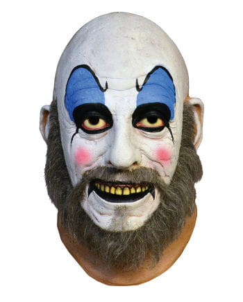 Licensed Captain Spaulding mask
