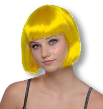 Lola Wig Yellow
