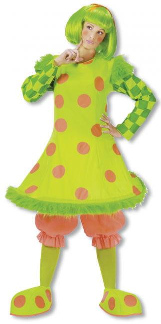 Lolli der Clown Kostüm