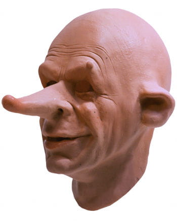 Lügenbold mask made of foam latex