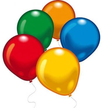 500 Balloons XXL Box