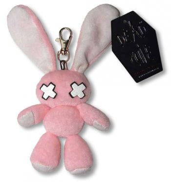 Luv Bunny Keychain Baby Minxy Pink