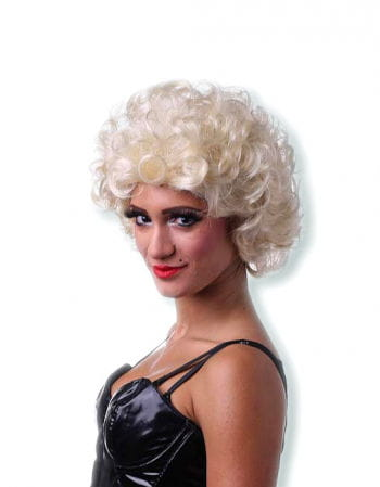Madonna Perücke blond