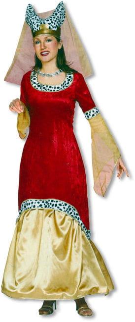 Märchen Königin Kostüm