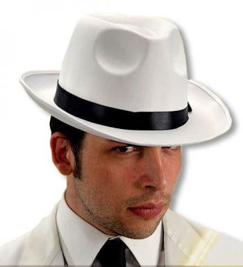 Mafia Hat White