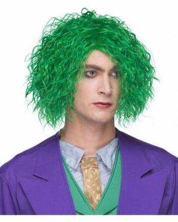 Maniac Curls Wig Green