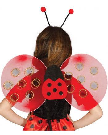 Ladybug Wings For Children