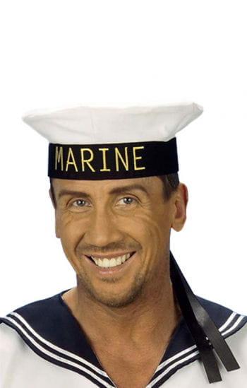 Seemanns Mütze mit Aufdruck