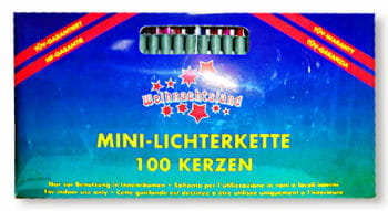 Mini Fairy Lights 100 Bulbs