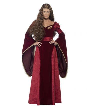 Mittelalter Königin Kostüm Deluxe