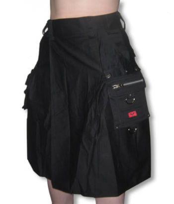 Men`s knee-length skirt L