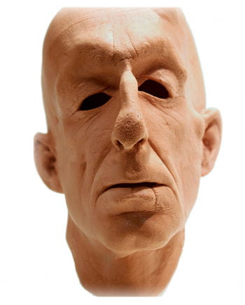 Monk mask made of foam latex