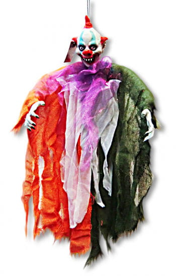 Monster Clown Hängefigur