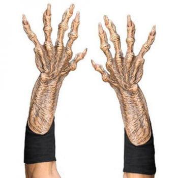 Monsterhände Deluxe Braun