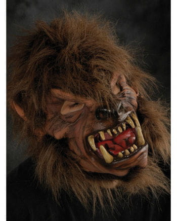 Moonlight Werewolf Mask