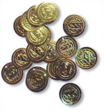 Stitch-On Coins 18 mm 20PCS
