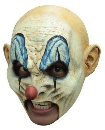Mürrischer Clown Maske