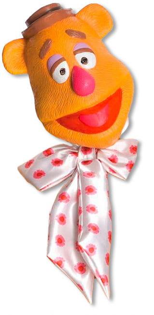 Muppets Maske Fozzie Bär