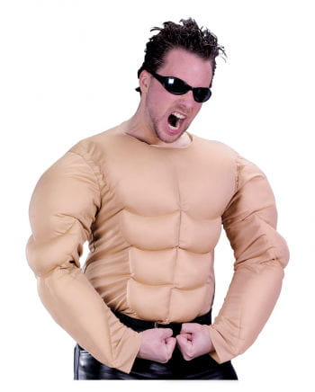 Muskelmann Kostüm