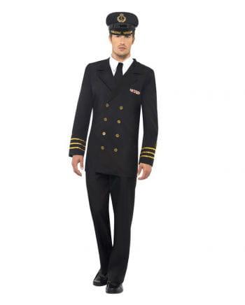 Navy Officer Herren Verkleidung