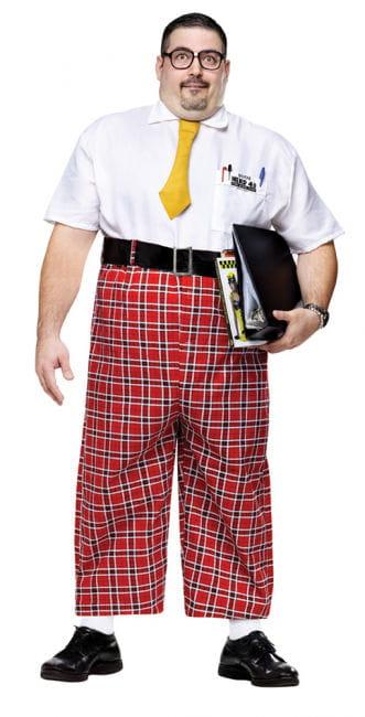 Nerd Costume XL