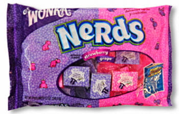 Nerds Strawberry / Grape