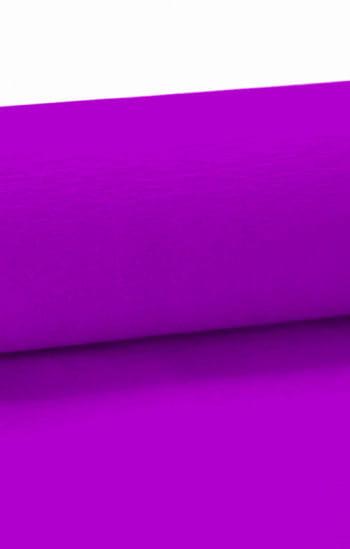 Niflamo Deko-Krepp violett 50 m