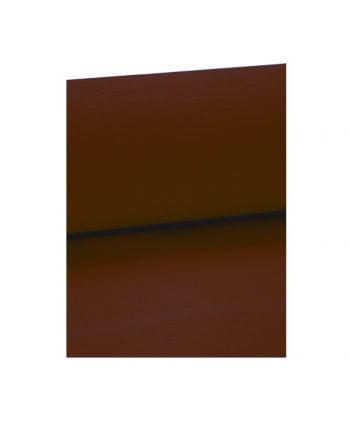Niflamo Krepp Papier braun 10 Meter