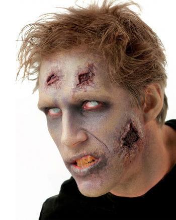 Night Stalker Zombie wound
