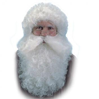Santa Claus Beard and Wig
