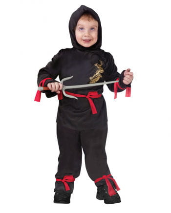 Mini Ninja Child Costume