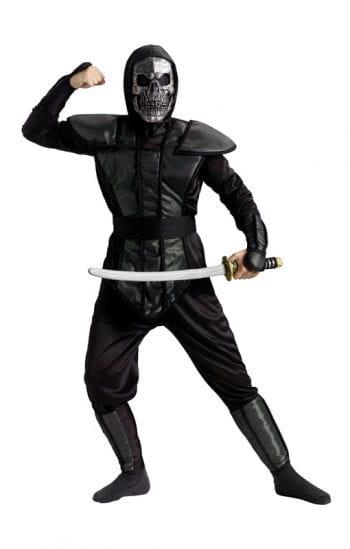 Ninja Schädelmeister Kinderkostüm
