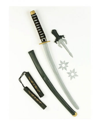Ninja Weapon Set