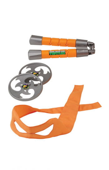 Ninja Turtles Toy Weapons Set Michelangelo