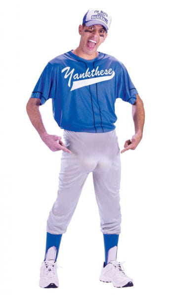 Nutty Baseball Costume