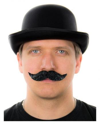 Mustache Dark Grey Heather Black