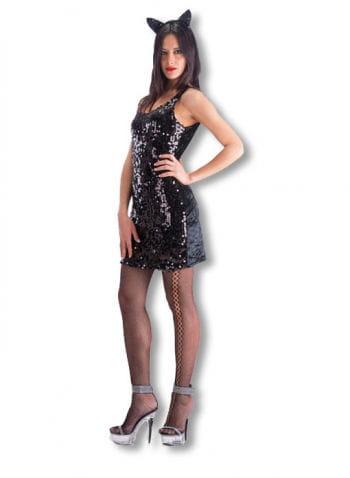 Sequin Dress black