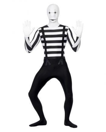 Pantomimen Skin Suit XL